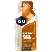 GU Energy Gel Salted Caramel 1