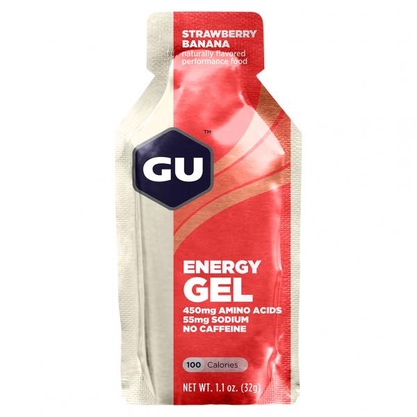 GU Energy Gel Strawberry/Banana 1